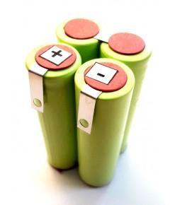 Şarjlı Vidalama - Matkap Pili (Bataryası) 4,8 volt