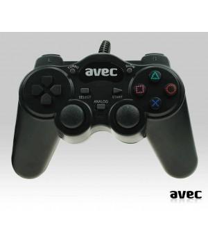 AVEC AV-J2008 PS2 GAMEPAD Titreşimli Oyun Kolu