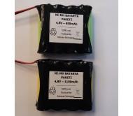 Pil-Batarya Paketi 4,8 volt
