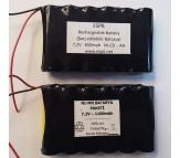 Pil-Batarya Paketi 9 volt  -Oyuncak arabalar, Kamera, telsiz, tornavida,ölçüm aletleri, rc model arabalar, medikal cihazlar