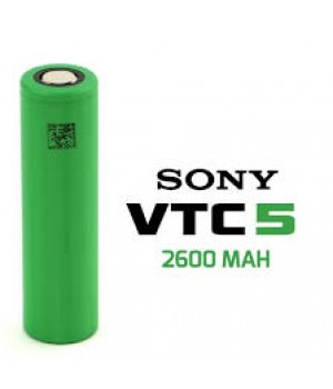 SONY VTC5 18650-2600 MAH 3,7 V ORJİNAL PİL