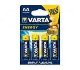VARTA ENERGY ALKALİN KALEM PİL 4xAA